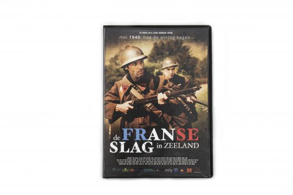 DVD-De-Franse-Slag-in Zeeland