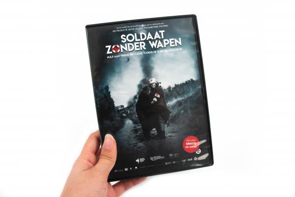 DVD-Soldaat-Zonder-Wapen